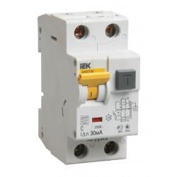 Дифавтомат IEK АВДТ32 C16