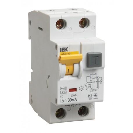 Дифавтомат IEK АВДТ32 C6
