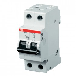 Автоматический выключатель ABB SH201L С6