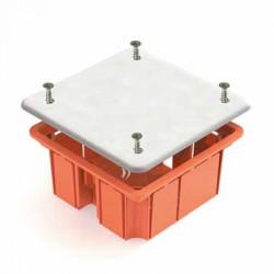 Коробка распаячная бетон/кирпич 92х92х45