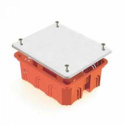 Коробка распаячная бетон/кирпич 120х92х45