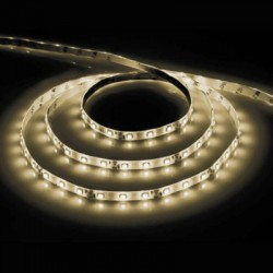 FERON лента светодиодная LS604 (комплект) 12В 5м 4,8Вт/м белый теплый