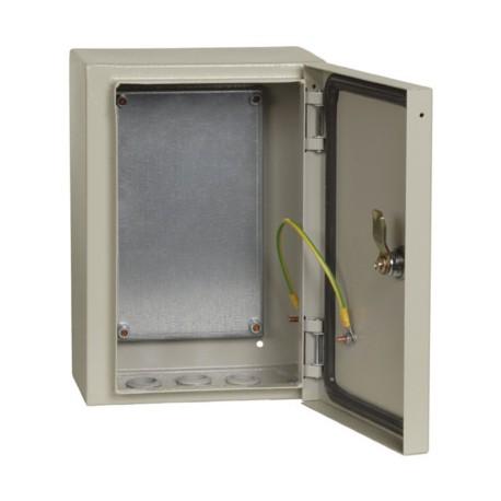 Щит TDM ЩМП-1-1 навесной / напольный IP66
