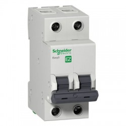 Автомат Schneider Electric Easy9 2Р