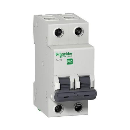 Автомат Schneider Electric Easy9 2Р