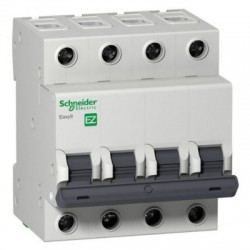 Автомат Schneider Electric Easy9 4Р С