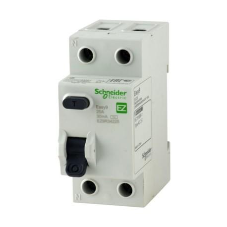 УЗО Schneider Electric Easy9 2Р 30мА