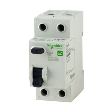 УЗО Schneider Electric Easy9 2Р 30мА