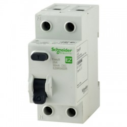 УЗО Schneider Electric Easy9 2Р 63А 30мА