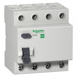 УЗО Schneider Electric Easy9 4Р 25А 30мА