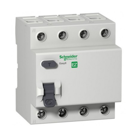 УЗО Schneider Electric Easy9 4Р 30мА