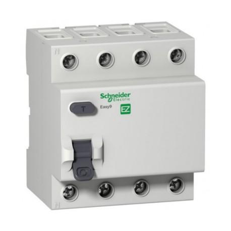УЗО Schneider Electric Easy9 4Р 30мА
