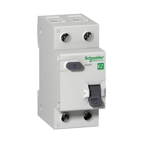 Дифавтомат Schneider Electric Easy9 2Р 30мА