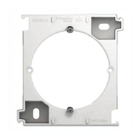 Schneider Electric Расширение коробки наружного монтажа белый Glossa