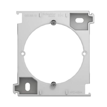 Schneider Electric Расширение коробки наружного монтажа алюминий Glossa