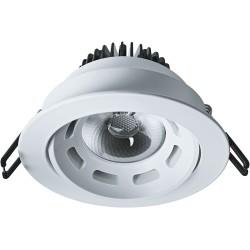 Светильник Navigator NDL-PR2-9W-840-WH-LED