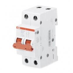 Выключатель (рубильник) ABB SHD202/63
