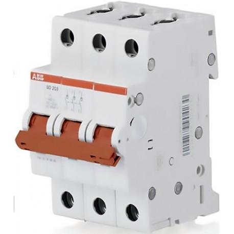 Выключатель (рубильник) ABB SHD 203/25