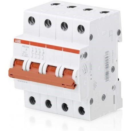 Выключатель (рубильник) ABB SHD204/63