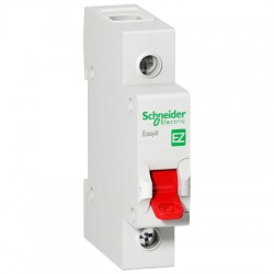 Выключатель (рубильник) Schneider Electric EASY9 1P 63А