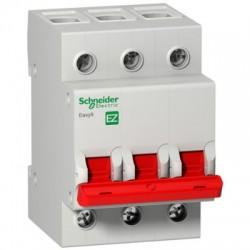 Выключатель (рубильник) Schneider Electric EASY9 3P 80А