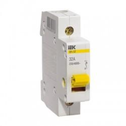 Выключатель (рубильник) IEK ВН-32 1P 40А