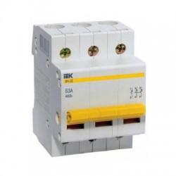 Выключатель (рубильник) IEK ВН-32 3P 63А