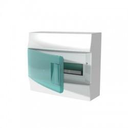 Бокc ABB Mistral41 12М навесной зелёная дверь, без клеммных блоков