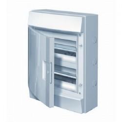 Бокc ABB Mistral41 24М навесной непрозрачная дверь, с клеммными блоками