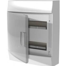 Бокc ABB Mistral41 36М навесной прозрачная дверь, с клеммными блоками, 2 ряда