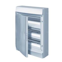 Бокc ABB Mistral41 36М навесной непрозрачная дверь, с клеммными блоками, 3 ряда