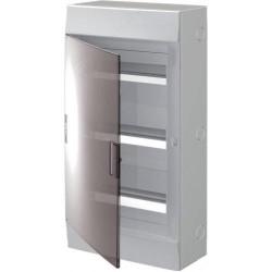 Бокc ABB Mistral41 36М навесной прозрачная дверь, с клеммными блоками, 3 ряда