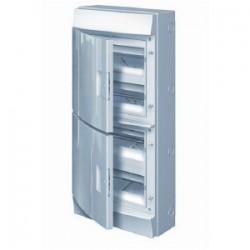 Бокc ABB Mistral41 48М навесной непрозрачная дверь, с клеммными блоками