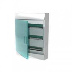 Бокc ABB Mistral41 54М навесной зелёная дверь, без клеммных блоков