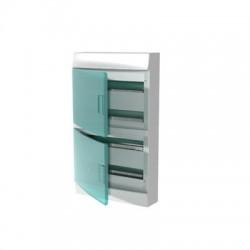 Бокc ABB Mistral41 72М навесной зелёная дверь, без клеммных блоков