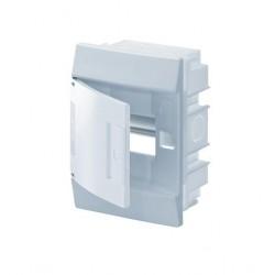 Бокc ABB Mistral41 4М встраиваемый непрозр. дверь, без клеммных блоков