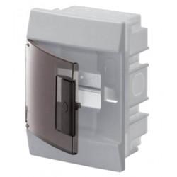 Бокc ABB Mistral41 4М встраиваемый прозр. дверь, c клеммными блоками