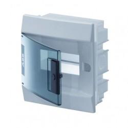 Бокc ABB Mistral41 6М встраиваемый зелёная дверь, без клеммных блоков