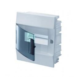 Бокc ABB Mistral41 850° 8М встраиваемый зелёная дверь, без клеммных блоков