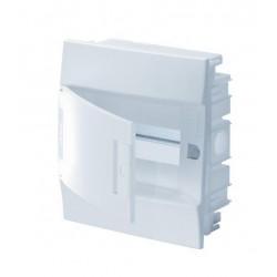 Бокc ABB Mistral41 8М встраиваемый непрозр. дверь, c клеммными блоками
