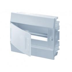 Бокc ABB Mistral41 12М встраиваемый непрозр. дверь, без клеммных блоков