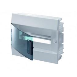 Бокc ABB Mistral41 12М встраиваемый зелёная дверь, без клеммных блоков