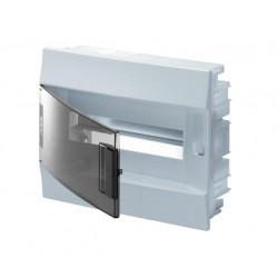 Бокc ABB Mistral41 12М встраиваемый прозр. дверь, c клеммными блоками