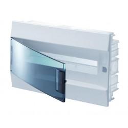 Бокc ABB Mistral41 850° 18М встраиваемый зелёная дверь, без клеммных блоков