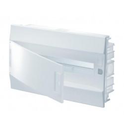 Бокc ABB Mistral41 18М встраиваемый непрозр. дверь, c клеммными блоками