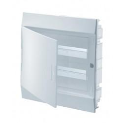 Бокc ABB Mistral41 24М встраиваемый непрозр. дверь, без клеммных блоков