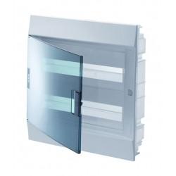 Бокc ABB Mistral41 24М встраиваемый зелёная дверь, без клеммных блоков