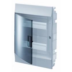 Бокc ABB Mistral41 36М встраиваемый зелёная дверь, без клеммных блоков