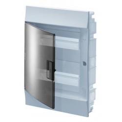 Бокc ABB Mistral41 36М встраиваемый прозр. дверь, с клеммными блоками, 2 ряда