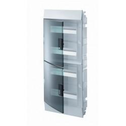 Бокc ABB Mistral41 48М встраиваемый зелёная дверь, без клеммных блоков